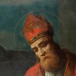 Twarz biskupa po oczyszczeniu