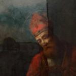 Usuwanie warniksów - twarz biskupa